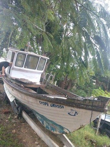 Barco Fibra Comprimento 8,20 - Foto 2