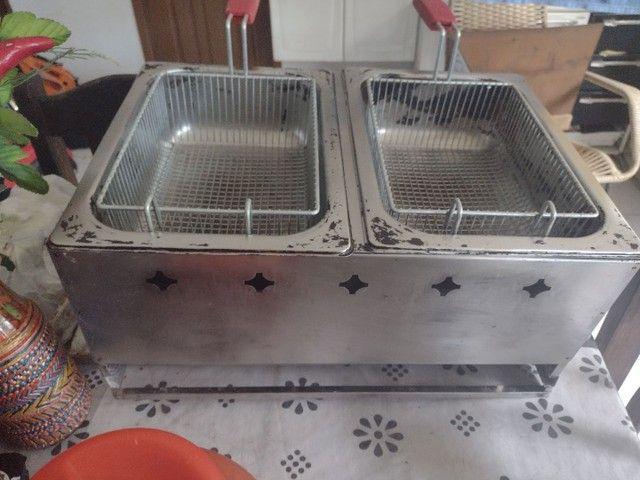 Fritadeira a gás - Foto 2