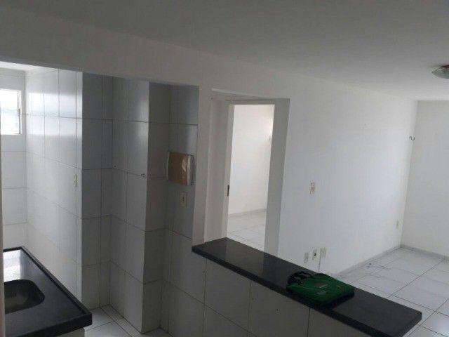 Apartamento de 01 quarto no bancários, com piscina churrasqueira e salão de festas - Foto 6