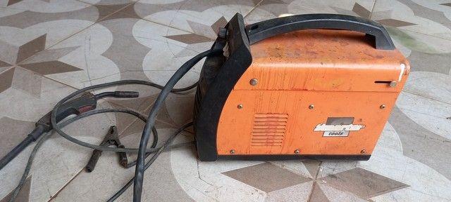 Vende uma máquina de solda mig - Foto 3