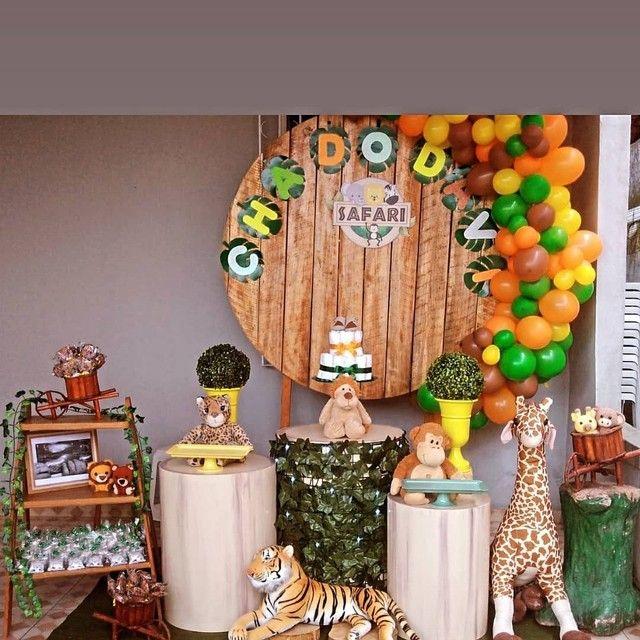 Decoração safari promoção  200$ - Foto 2