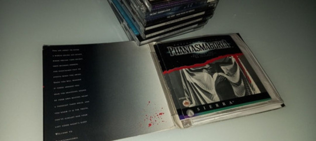 Kit Jogos Antigo Pc The Sims, Phantasmagoria E Full Throttle - Foto 4