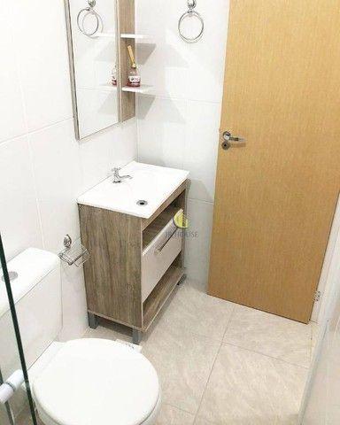 Apartamento com 2 dormitórios para alugar, 56 m² por R$ 800,00/mês - Santa Fé - Gravataí/R - Foto 12
