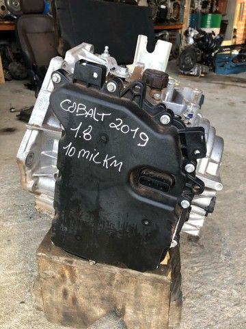Caixa de câmbio cobalt spin 2019 6marchas 10mil km  - Foto 5