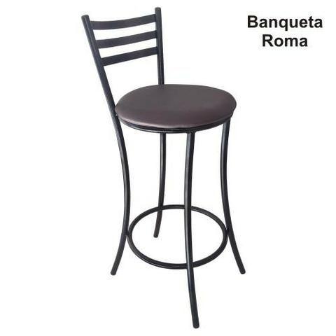 Banqueta Roma
