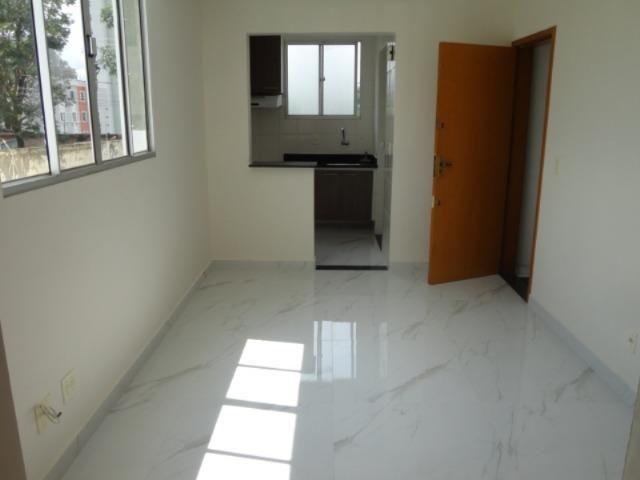 Apartamento com 02 quartos no Bairro Ouro Preto Cód:11289
