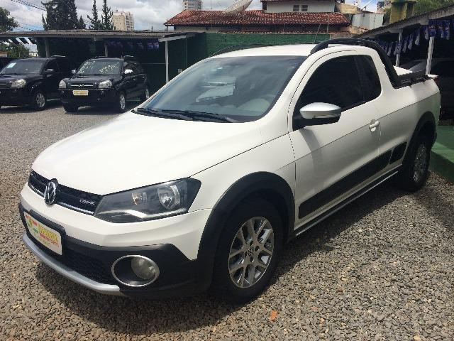 Vw - Volkswagen Saveiro Cross 1.6 CE 2013