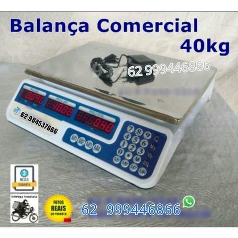 Balança nova SEM uso 40kg