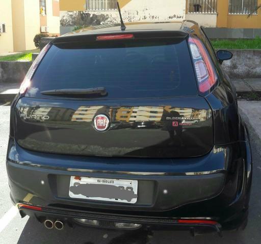 Fiat/ Punto Blackmotion 1.8 16 V Flex