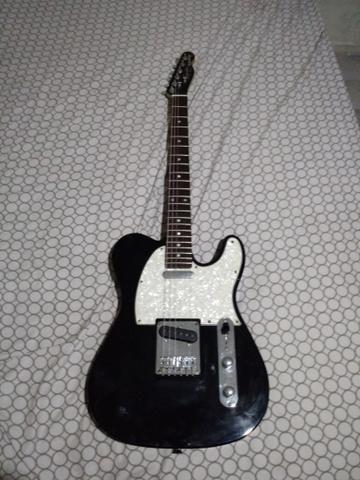 ? Fender Squier Standart (vender logo)