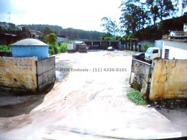 Terreno para alugar em Bocaina, Ribeirao pires cod:10013 - Foto 2