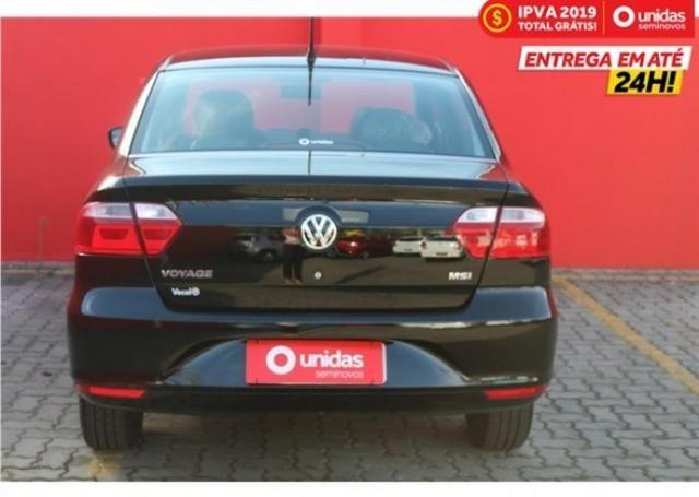 Vw - Volkswagen Voyage 17/18 1.6 Novíssimo!