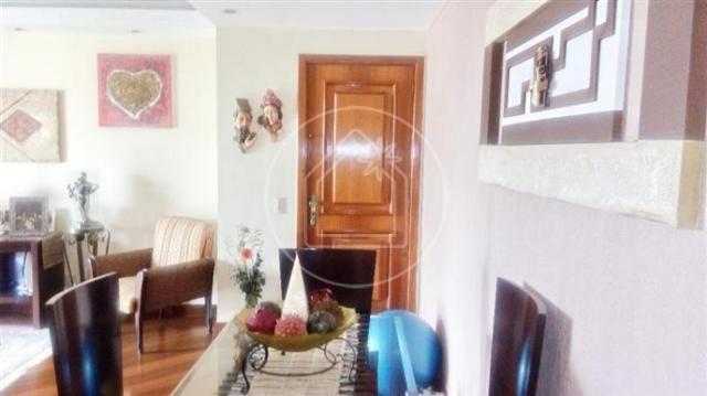 Apartamento à venda com 4 dormitórios em Tijuca, Rio de janeiro cod:848227 - Foto 3