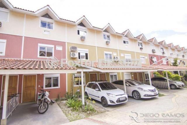 Casa à venda com 3 dormitórios em Camaquã, Porto alegre cod:143664 - Foto 2