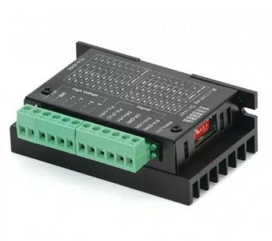 COD-AM227 Driver Motor De Passo 4a - Tb6600 9-40v Semi-profissional Arduino Automação