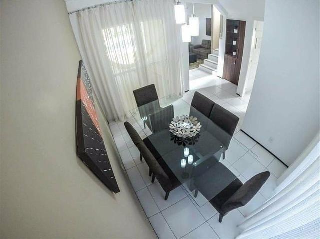 Casas em condomínio com três suítes no município de Aquiraz - Foto 6