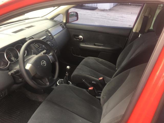 Nissan Tiida 1.8 S Único Dono Completo Excelente Estado - Foto 8