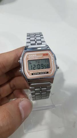 66f5efb65 Promoção (entrega grátis) Relógios Casio vintage Digital 4 cores ...