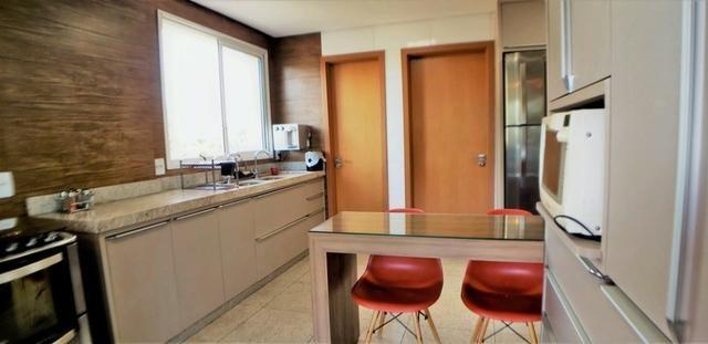 Apartamento Duplex 4 Suítes, 242 m² c/ armários na 404 Sul - Letoile Du Parc - Foto 5