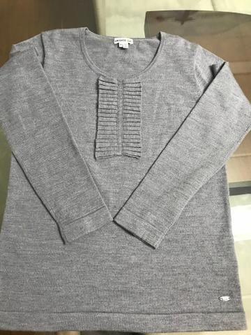 acc606f1e9e Blusa Frio Lacoste - Roupas e calçados - Centro