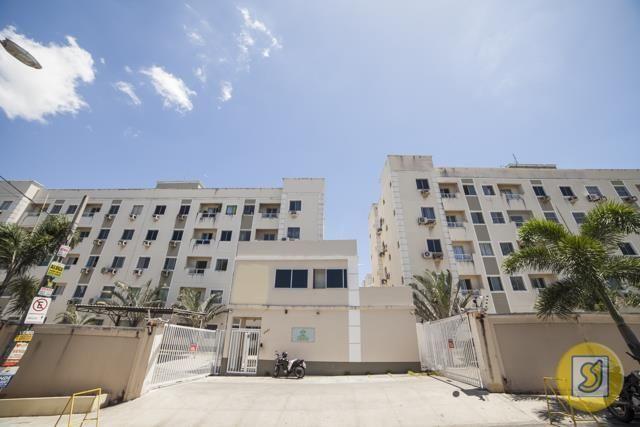 Apartamento para alugar com 2 dormitórios em Messejana, Fortaleza cod:35182 - Foto 3