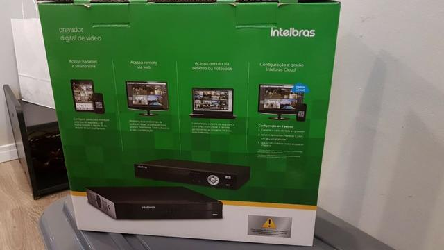 MHDX 3008 Gravador MultiHD 8 Canais Full HD - Intelbras - Novo com garantia - Foto 2