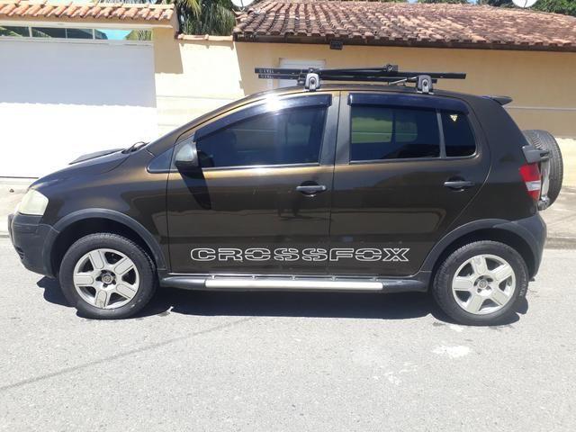 CrossFox modelo 2005/2006 R$16.000,00 abaixo da tabela