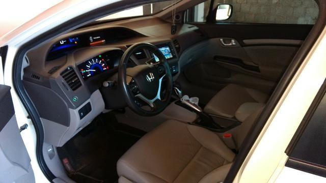 Honda Civic EXS abaixo da Fipe p vender rápido - Foto 7