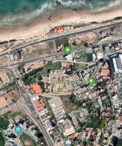 Terreno à venda em Patamares, Salvador cod:AM 242