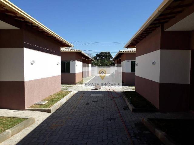 Casa linear, condomínio, jardim/chácara marilea, rio das ostras. - Foto 8
