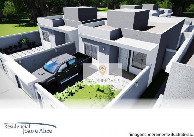 Lançamento! casas lineares independentes a 150m da rodovia, jardim mariléa, rio das ostras - Foto 6