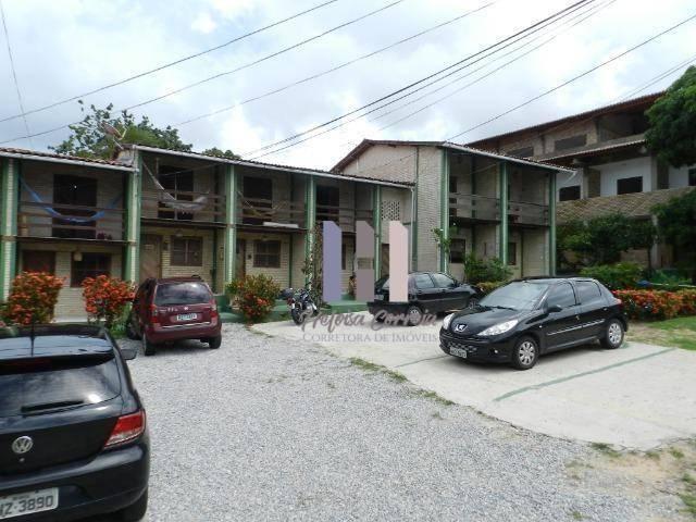 Casa com 1 dormitório para alugar, 65 m² por r$ 999,00/mês - ponta negra - natal/rn - Foto 2