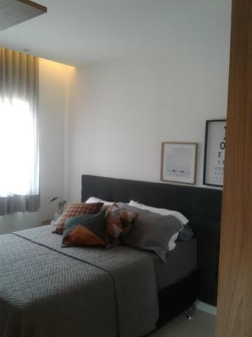 Residencial Vista do Bosque, apartamentos com 2 quartos sendo 1 suíte reversível, - Foto 3
