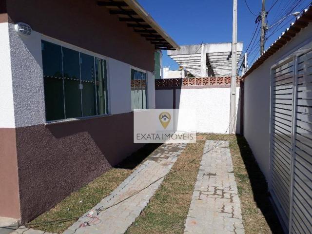 Casa linear, condomínio, jardim/chácara marilea, rio das ostras. - Foto 7
