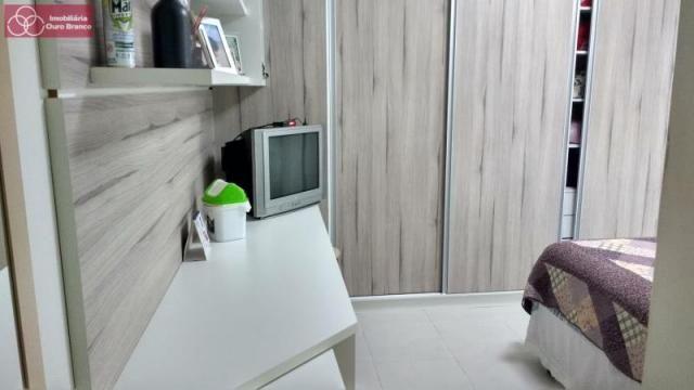 Apartamento à venda com 3 dormitórios em Ingleses do rio vermelho, Florianopolis cod:2400 - Foto 12
