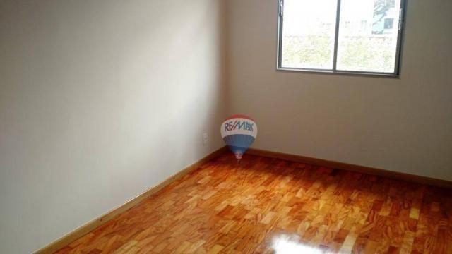 Apartamento com 3 dormitórios para alugar, 68 m² por r$ 1.500,00/mês - coração eucarístico - Foto 11