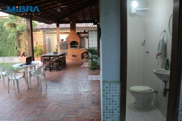 Mata da Praia - Casa Duplex - 4 Quartos (2 suítes) - 450m da Praia de Camburi. - Foto 9