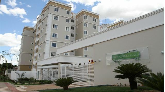 Apartamento no Residencial Piazza Boulevard