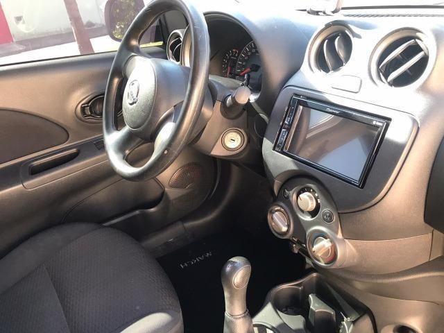 Nissan March 1.0S ótimo estado,analiso troca - Foto 3