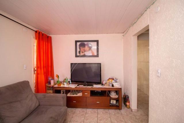 Qnj 44 - casa 3 quartos - casa de fundos - Foto 2