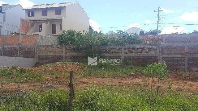 Terreno à venda, 300 m² por r$ 130.000,00 - protásio alves - porto alegre/rs