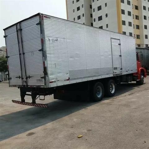 "Mb l1620 truck bau ""podendo parcelar"" - Foto 2"