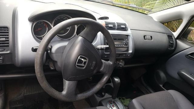 Honfa fit 2004 automático - Foto 6