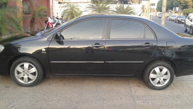 Corolla bem conservado 2007 segundo dono automático SEG - Foto 5