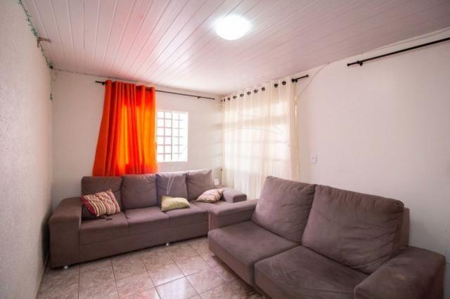 Qnj 44 - casa 3 quartos - casa de fundos