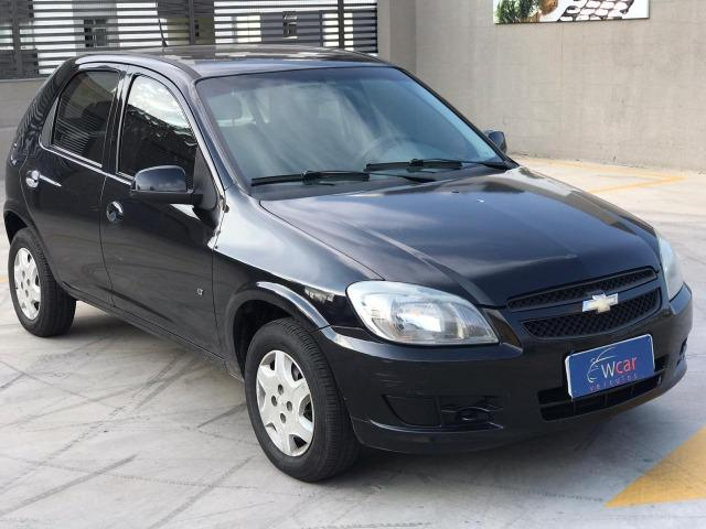 Chevrolet Celta 1.0 LT 2011/12 - Foto 3
