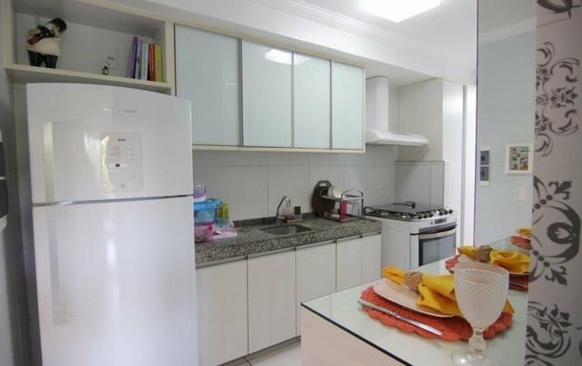 GM - Apartamento todo Projetado/ 3 quartos / varanda