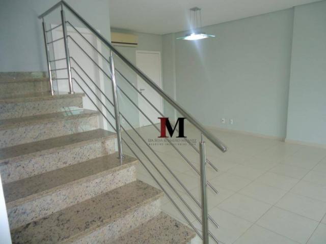 alugamos e vendemos apartamento estilo duplex com churrasqueira na sacada e 4 suites - Foto 17