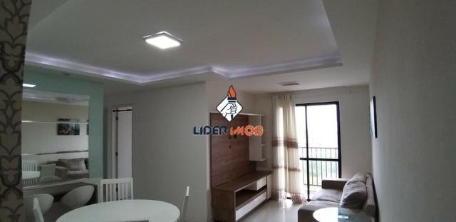 Apartamento 3/4 Mobiliado para Aluguel no Condomínio Vila das Flores - Proximo do Centro - Foto 6