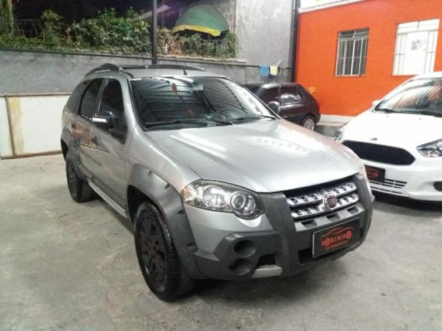 Fiat palio 2008/2009 1.8 adventure locker weekend flex